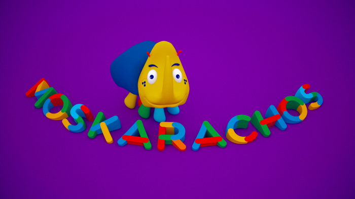 Moskarachos3D Logo Animation Still02